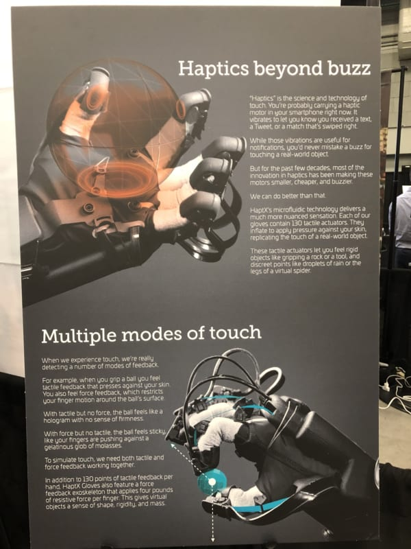 sxsw 2019_HaptX Gloves