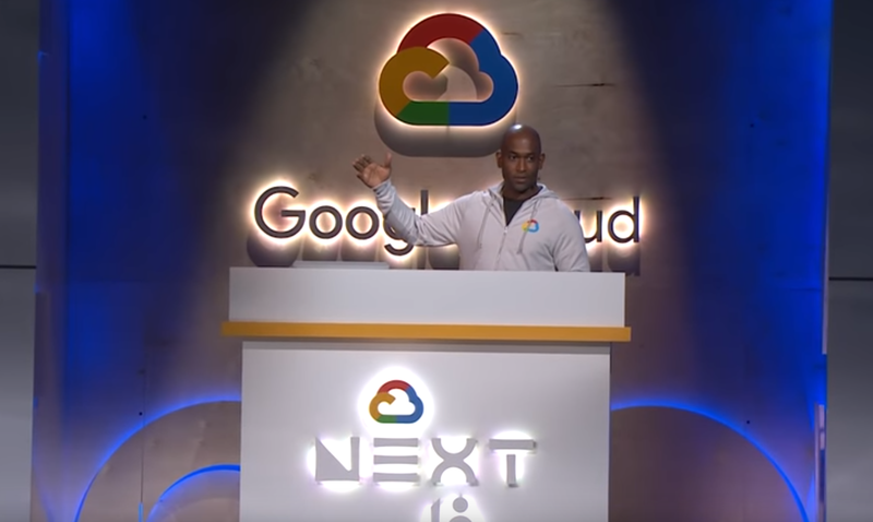 Google Cloud Next '18_kelsey